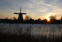 My hometown / weesp is a little town near Amsterdam