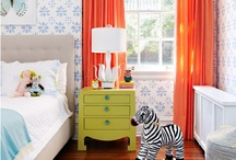 5 Star Kids Rooms  / Rooms fit for a child star... / by HOLLYWOOD MOM BLOG