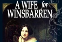 A Wife for Winsbarren / Rich, titled, and handsome, Winsbarren wanders through society searching for a wife. He doesn't understand why he can't find one. When one of his friends takes up his cause, Winsbarren realizes the woman he was looking for was right under his nose the whole time.