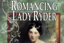 Romancing Lady Ryder / Being a spy is never easy, and Lord Greenleigh holds secrets that several foreign governments would kill for. When he meets the lovely Lady Ryder, Greenleigh realizes she has secrets of her own. As she becomes embroiled in a deadly game of cat and mouse, will Greenleigh be able to save her?