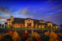 Amenities at Robson Ranch Texas / At Robson Ranch Texas, you'll notice the abundance of choices including, pickleball, tennis, fitness, indoor & outdoor pools, restaurant, golf and much more
