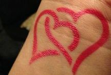 Beauty Review - Member's Spray on Tattoo Designs / BR Members trialling the Spray Tattoo.  - www.beautyreview.co.nz