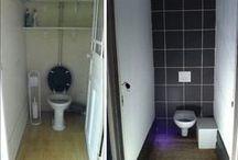 RoMax - Toilettes / Ah les toilettes... il parait que nous y passons quasiment 3 ans d'une vie alors autant qu'elles soient parfaites ! Voici les toilettes suspendues de chez RoMax !