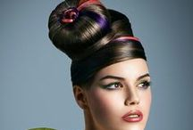 Beauty Review - Hair Buns / Bun. Donut. Top Knot. Chignon. Bob Tail.  There's as many names as there are styles!  - www.beautyreview.co.nz