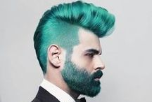 Beauty Review - Trends for men / Would the man in your life rock these looks?