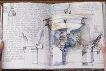 Art Sketchbook - Samples / IWB - Investigation Work Book