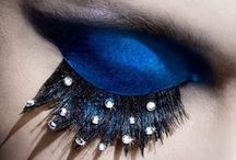"""Beauty Review - Blue Eyeshadow / Breaking the """"don't wear blue eyeshadow"""" myth  www.beautyreview.co.nz"""