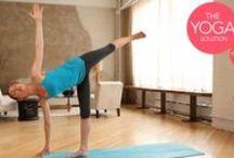 Yoga things