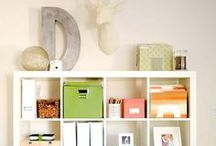 Inspiration - Atelier Couture / Inspiration et idées de rangement pour atelier couture / inspiration craft room