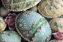 Easter and Spring / Cards, Crafts, and ideas / by Cher Mangen