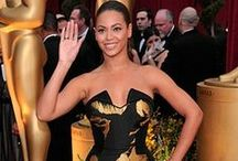 Celebrating the Oscars / We're celebrating the Oscars, is your favourite Oscar dress of all time there?