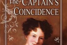 The Captain's Coincidence / War hero Captain Richard Gaines has given up his commission in the Royal Navy and stalks the docks at night to relieve his nightmares of Trafalgar. When he meets Mrs. Amanda Wood, he is instantly drawn to her. There's only one problem -- she's married and there is speculation her husband is a nefarious pirate. Can he give her up or will he return to the battlefield and fight for her?