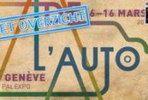 Salon de l'Auto Genève 2014 / Autosalon van Genève 2014