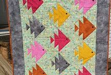 TQPM Quilts with Animals / Animal Quilts