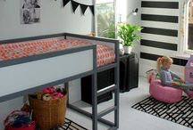 Toddler room ideas / Ideas for Ibrahim's room