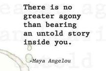 Women of Wonder: write. breathe. heal. / Women of Wonder Inspiration