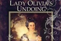 Lady Olivia's Undoing / Lady Olivia Leighton, Duchess of Caymore, has wealth, privilege, and is one of the most powerful women in London. However, since the death of her husband Fitzhugh a decade earlier, Olivia has kept a secret from Society. One, that if discovered, would ruin her.  At the Boxing Day Ball, a malicious trick uncovers Olivia's skeleton. Humiliated, she flees Society – disgraced. As her absence grows longer, enquiries to her whereabouts turn up nothing.   Lady Olivia has disappeared.