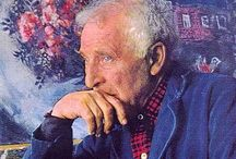 Marc chagall / by pintarte