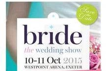 2015 Westpoint The Wedding Show / Fabulous exhibitors at Bride The Wedding Show Westpoint 10th & 11th October 2015