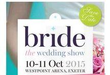 2015 Westpoint The Wedding Show / Fabulous exhibitors at Bride The Wedding Show Westpoint 10th & 11th October 2015