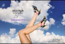 my shoe designs / Shoe designs http://www.arzuyalhi.com/