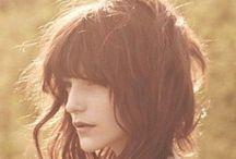 STYLES / Básicamente estilos de peinado que me interesan
