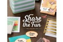 2015-2016 Catalog Must Haves / My favorite products from Stampin' Up's 2015-2016 Annual Catalog!