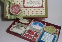 Stampin' Up! Tags Til Christmas / This board features projects using the stamp set Tags Til Christmas from Stampin' Up!