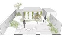 House of Green - Garden Design Impressions / Impressions of garden and terrace designs (work in progress)