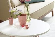 Interior: Scandinavian Pastel / Showing how flowers & plants complete a Scandinavian interior. Especially pastel flowers fit well!  | Bloomifique interior styling & home deco