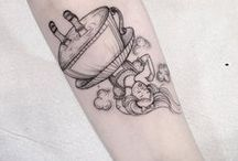 Tattoo:Alice in Wonderland