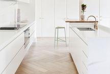 Interior   clean & crisp