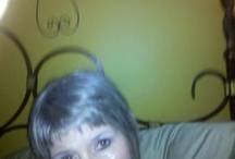 S is for silver hair / SILVER IS YOUR CROWN OF GLORY / by mrs.everly after