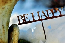 Be Happy! / by Audrey Carney