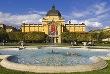 Zagreb city / Zagreb is capital of Croatia. Beautiful city with long history dating from 11th century.