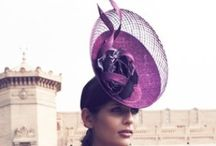 Hats and Headwear I LOVE / #millinery #headwear #hats #fascinator / by Adorn Collection Millinery by Melissa Barnes