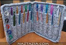 Crafts - Crochet / by Verena Kretschmer