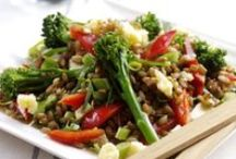 Summer Salads / Glorious, fresh summer salads to keep you feeling great