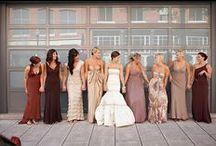 Beth + Bridesmaid / Lovely wedding ideas for Bethany
