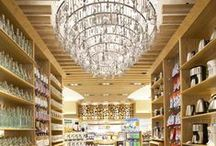 High St Retail Lighting / with lighting schemes designed and implemented by into lighting