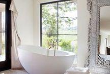 Bathrooms / Baderomsinspirasjon!