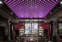 Nightclub Lighting / with lighting schemes designed by into lighting