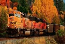 Trains Scenic Travels / All things trains inside and out. / by JoAnn Shoe Queen 2
