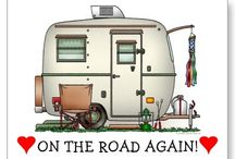 Campers Are We There Yet / by JoAnn Shoe Queen 2