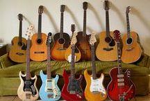 Guitars,Banjos,Fiddles,Violins, / by JoAnn Shoe Queen 2