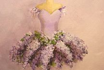 Flower Fashion Cotour / by JoAnn Shoe Queen 2