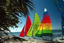 Sail Boats Are Tranqullity / by JoAnn Shoe Queen 2