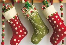 Christmas Stockings / by JoAnn Shoe Queen 2
