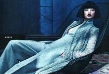 Fashion  Editorials Ⅱ♠ ♠ / Fashion Editorials & Catwalk Captures