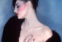 Guy Bourdin / Guy Bourdin (1928-1991) was a French photographer who. as did Helmut Newton and  Richard Avedon all introduced a new trend and style when it comes to editorial and fashion photography and what it was about.